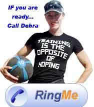 call Debra